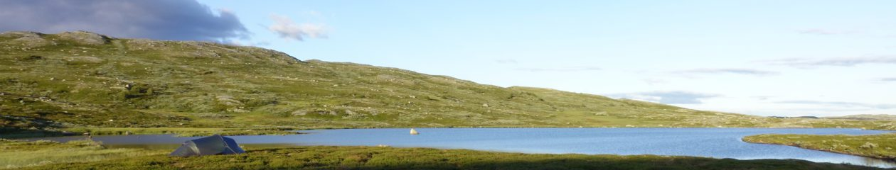 Norge til fots med Trygve, Jon og Patrik